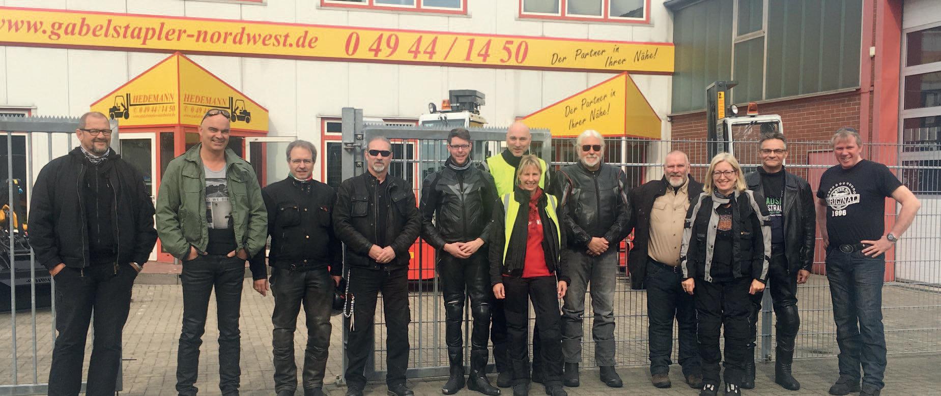Dritte Hedemann Häuptlingstour