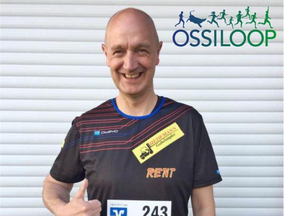 Ossiloop 2019 mit Karl Hinrichs von Hedemann