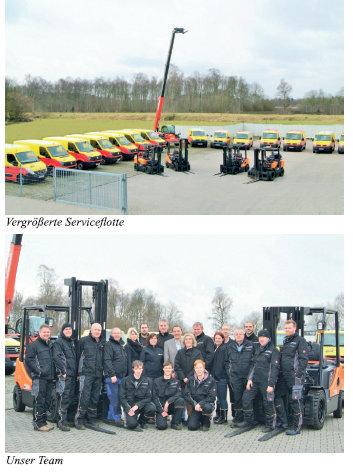 Hedemann hat Service-Flotte erweitert