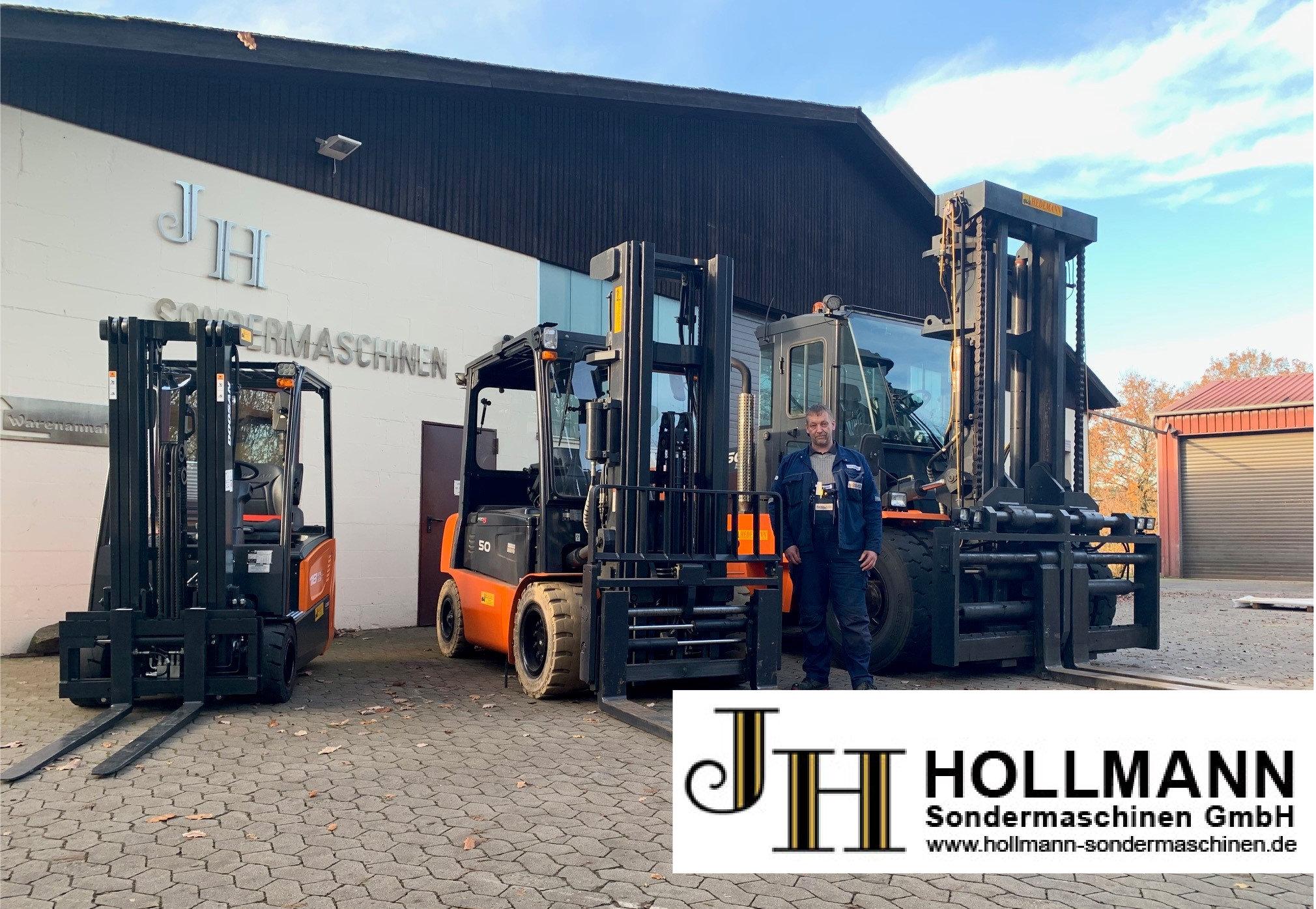 Hollmann Sondermaschinenbau überzeugt von Doosan-Qualität